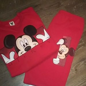 Mickey Mouse Sweatsuit❤